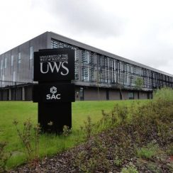 MC International Scholarships At University Of The West Of Scotland – North Cyprus 2019