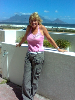 South African Sugar Mama in Cape Town