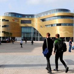 Vice-Chancellor's Scholarships At Teesside University – UK