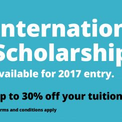 THE LIST OF INTERNATIONAL SCHOLARSHIPS IN ITALY