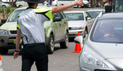 Earn cool cash working as car park attendant
