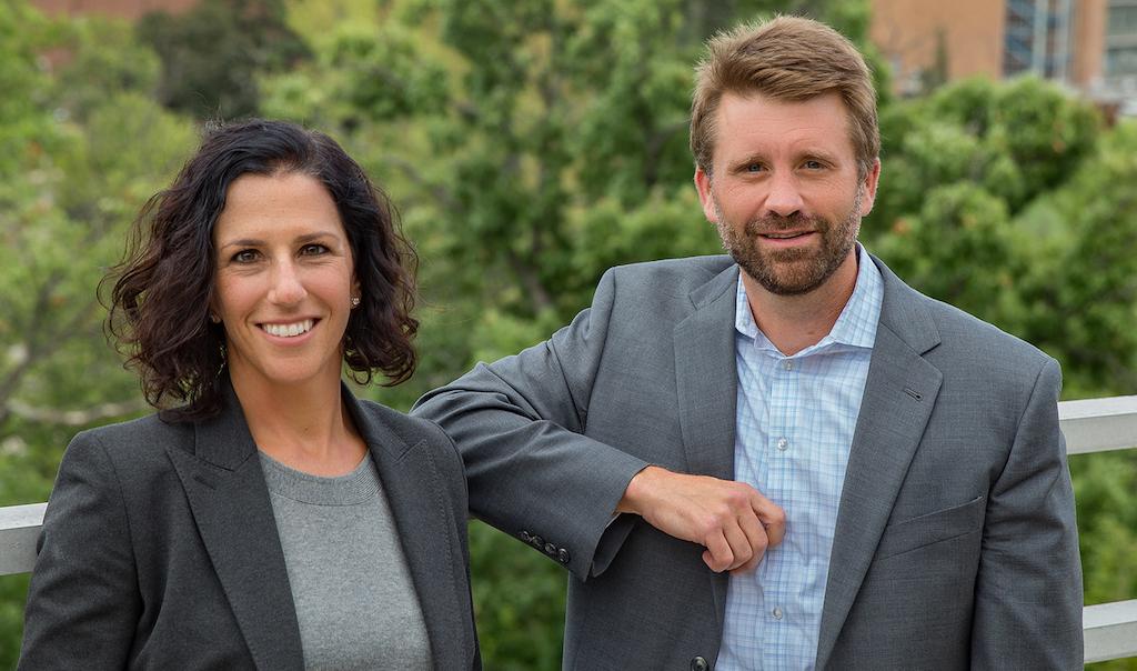 Katharine Strunk and Joshua Cowen