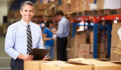 Work in Warehouse South Africa as Manager