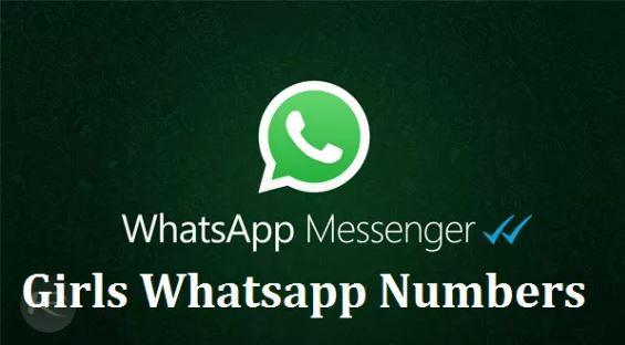 WhatsApp Numbers