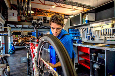 Bicycle Mechanic Job In Canada