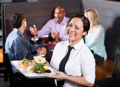 Food And Beverage Server Job In Canada
