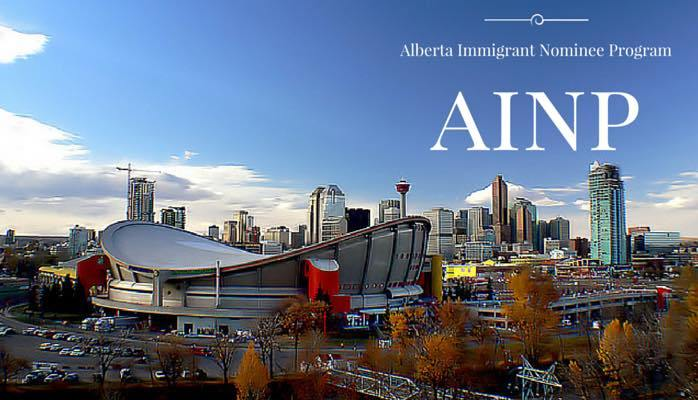 Alberta Immigrant Nominee Program 2019, Requirements And Eligibility