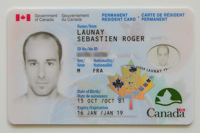 "The Canadian ""Green Card"""