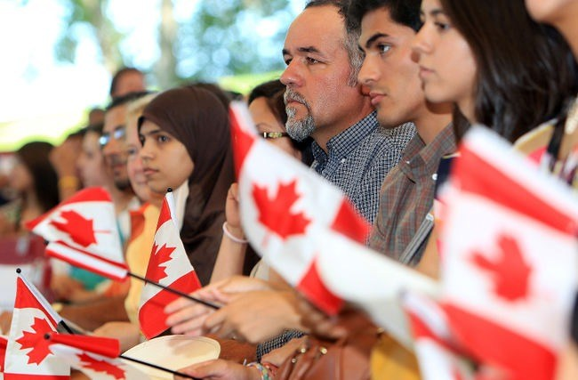 Canada's Growth Strategy Depends Mainly On Immigrants Like You
