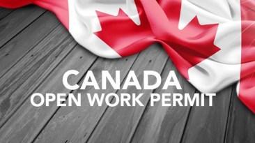 Canada's Open Work Permit
