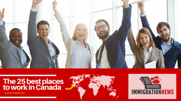 The 25 Highly Rated Places To Work In Canada
