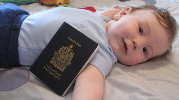 How Do I Apply For A Canadian Passport For My Child?