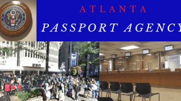 Atlanta Passport Agency, United States of America