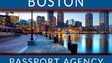 Boston Passport Agency, United States of America