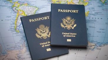 El Paso Passport Agency, Texas, United States of America