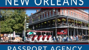 New Orleans Passport Agency, Louisiana, United States of America
