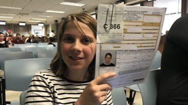 San Diego Passport Agency, California, United States of America