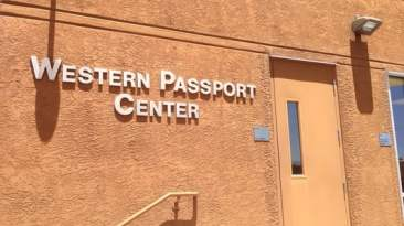 Western Passport Center, United States of America
